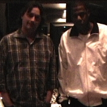 Chris and Jay Z