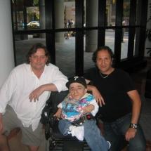 Chris,Simon,Michael
